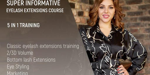 Beginners Lash Mastery Course - Platinum Package