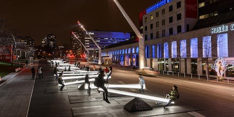 Winter Stations brings Impulse to Harbourfront Centre  tickets