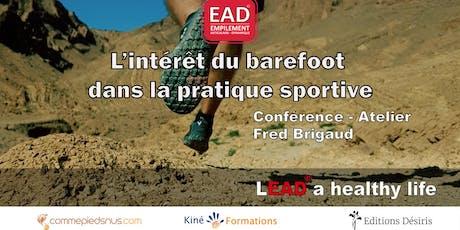 L'intérêt du barefoot dans la pratique sportive billets