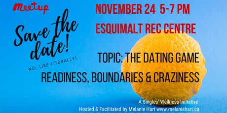 The Dating Game (Singles' Meetup / Workshop) tickets
