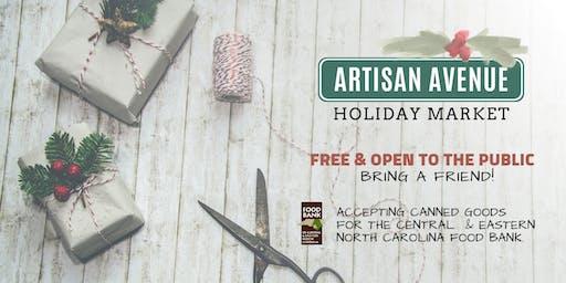 Artisan Avenue Holiday Market