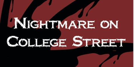 Nightmare on College Street tickets