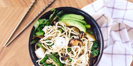 The Art of Ramen - Cooking Class by Golden Apron™ tickets