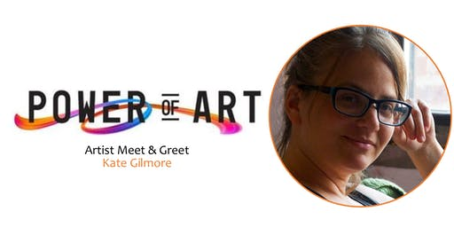 The Power of Art: Kate Gilmore Artist Reception