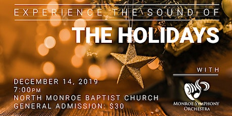 The Sound of the Holidays tickets