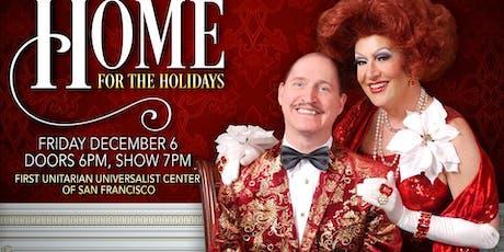 Tenderloin Tessie Christmas Cabaret Spectacular tickets