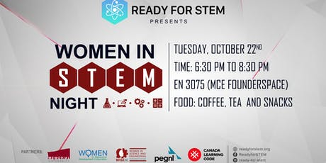 Ready for STEM - Women in STEM Networking Night tickets