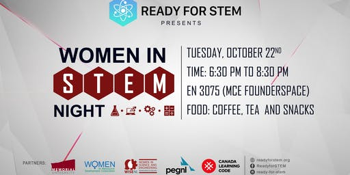 Ready for STEM - Women in STEM Networking Night