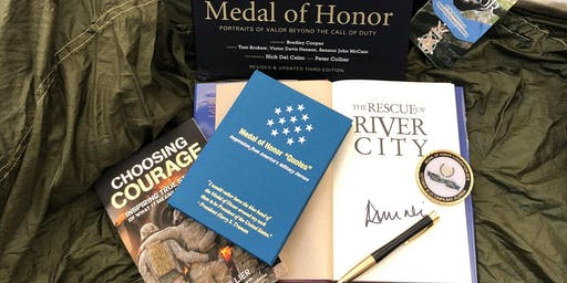 Medal of Honor Convention Tampa - Autograph & Book Signing / Session Three