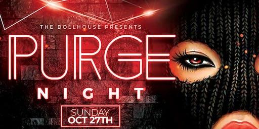The Dollhouse Presents: Purge Night