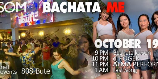 Blossom Bachata ME Party with Complimentary Bachata lesson