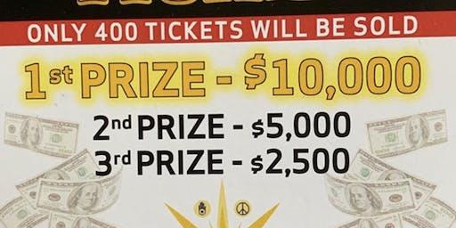 $10 K Golden Tickets