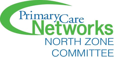 2  day North Zone Primary Care Service Plan Implementation Development tickets
