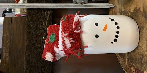 Kid's Snowman Family Workshop