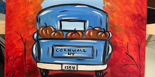 Cornwall Truck Painting Class