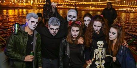 NYC Halloween Evening Saturday Cruise at Skyport Marina  tickets