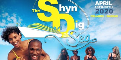 ::: THE SHYNDIG AT SEA ::: (ORLANDO - NASSAU) APRIL 16-20, 2020