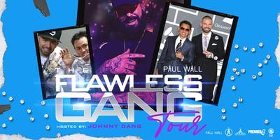 Paul Wall and Johnny Dang: The Flawless Gang Tour