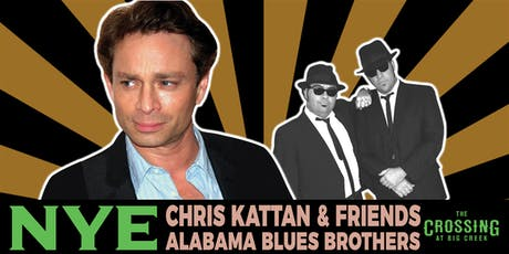 New Year's Eve W/Chris Kattan & Friends And The Alabama Blues Brothers tickets