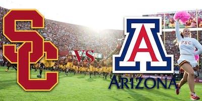 USC EB Trojans Football Game Watch Party: USC v ARIZONA