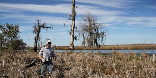 CRCL's Manchac Swamp Reforestation Volunteer Planting Event - January 11th, 2020