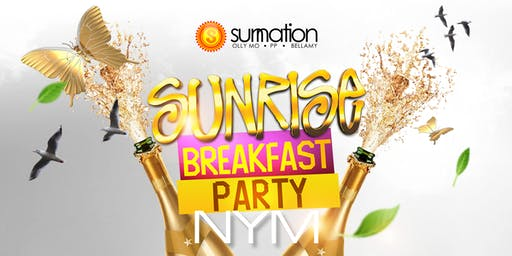 SUNRISE BREAKFAST PARTY JAMAICA - NYM 2020