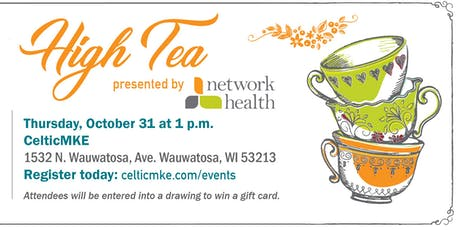 High Tea, Medicare Presentation with Network Health tickets