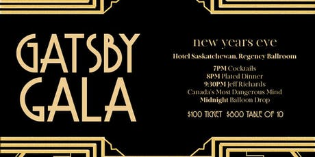 The Gatsby Gala tickets
