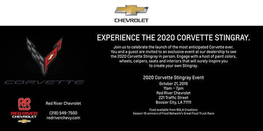 2020 Mid-Engine Corvette Launch Party