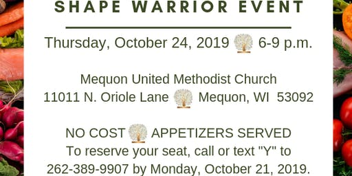 SHAPE Warrior Event