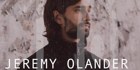 Jeremy Olander (Vivrant.Anjunadeep) tickets
