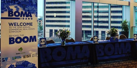 BOMA Idaho's 2020 Commercial Real Estate Symposium: REGISTRATION tickets