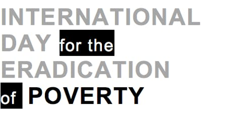 International Day for the Eradication of Poverty Municipal Round Table tickets