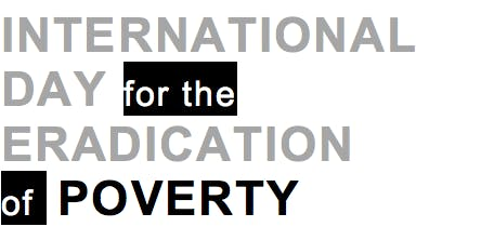 International Day for the Eradication of Poverty Municipal Round Table