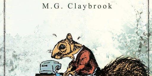 Meet the Author: M. G. Claybrook