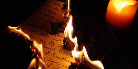 Burning Ritual with Doreene tickets