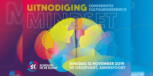 Conferentie Cultuuronderwijs 2019 - Mindset