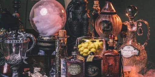 Harry Potter Crystals and Potions Class