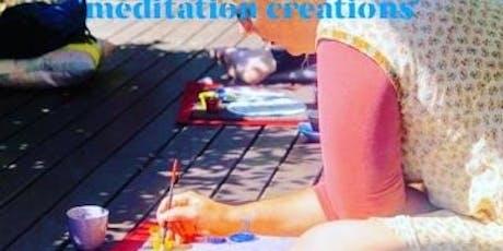 Yoga Nidra + Watercolour Painting Every Sunday 9am Sunshine Coast Queensland Australia tickets
