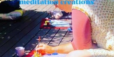 Yoga Nidra + Watercolour Painting Every Sunday 9am Sunshine Coast Queensland Australia