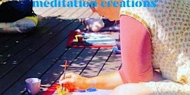 Yoga Nidra + Watercolour Painting Every Sunday 9am Sunshine Coast Queensland Australia