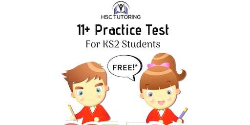 Free 11+ Practice Test