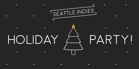 Seattle Indies Holiday Party 2019 tickets