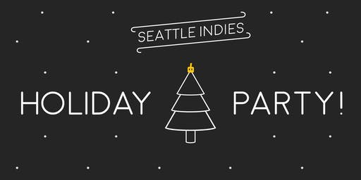 Seattle Indies Holiday Party 2019