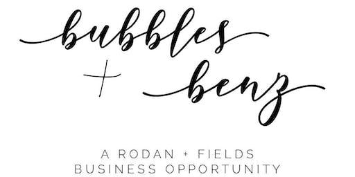 Rodan + Fields Bubbles & Benz Business Opportunity