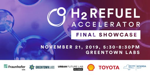 H2 Refuel Accelerator: Final Showcase Event