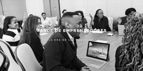 De emprendedor a empresario boletos