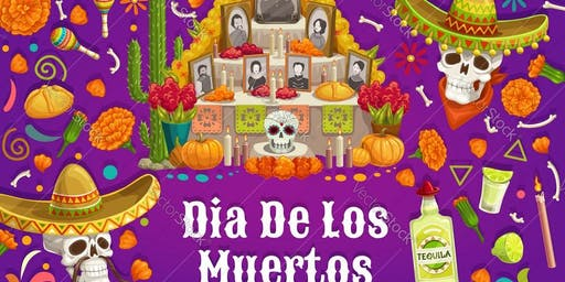Day of the Dead Tequila Tasting Fundraising Event