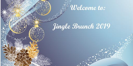 Join us for our Fourth Annual Jingle Brunch--with Mimosas, of course!