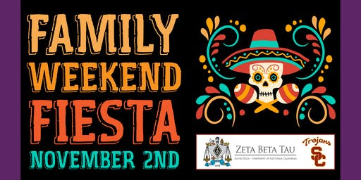 Parents Weekend -  Fiesta